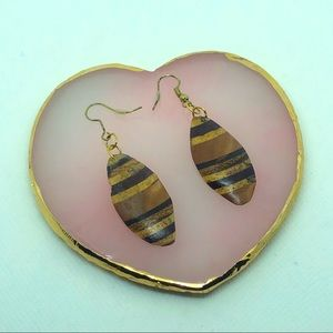 Earthbound Wooden earrings